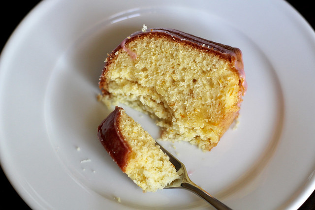 Blood Orange Olive Oil Cake - 34