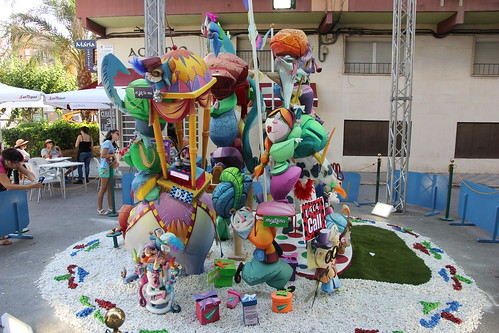 Hoguera Infantile Florida-Portazgo
