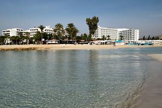 Nisssi beach