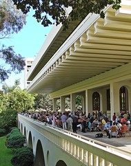 Jefferson Hall - back lanai