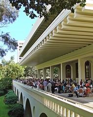 Jefferson Hall - back lanai