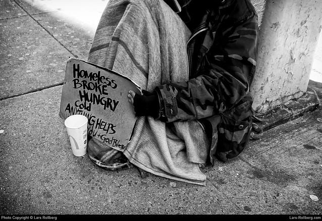 Homeless, New York, United States