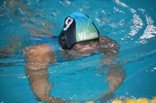 Waterpolo Dos Hermanas femenino jugadora Susana Díaz