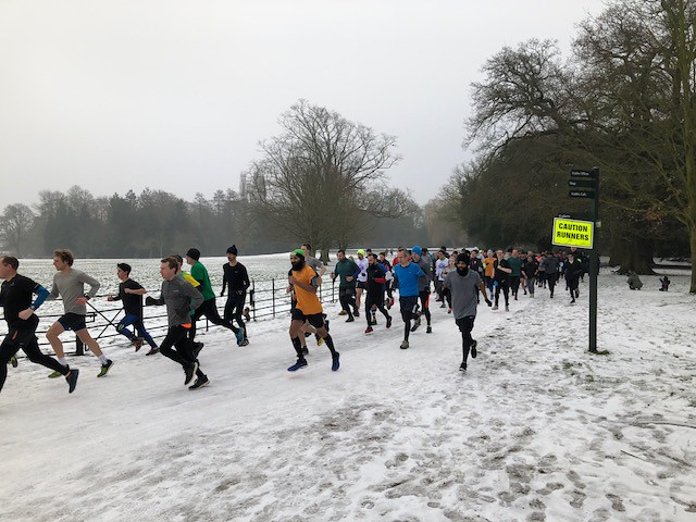 Osterley 3 March 2018