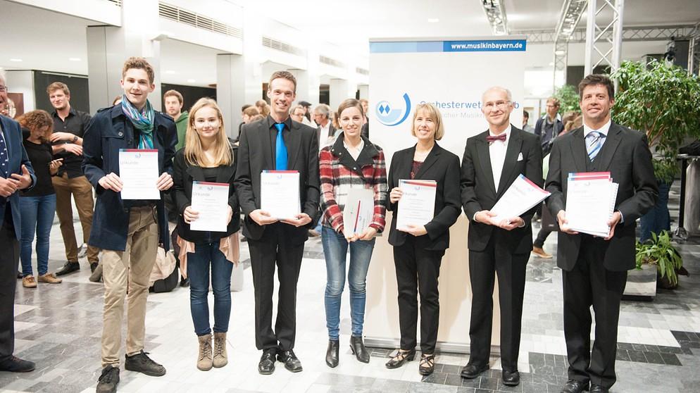 Bayerischer Orchesterwettbewerb - 08.11.2015