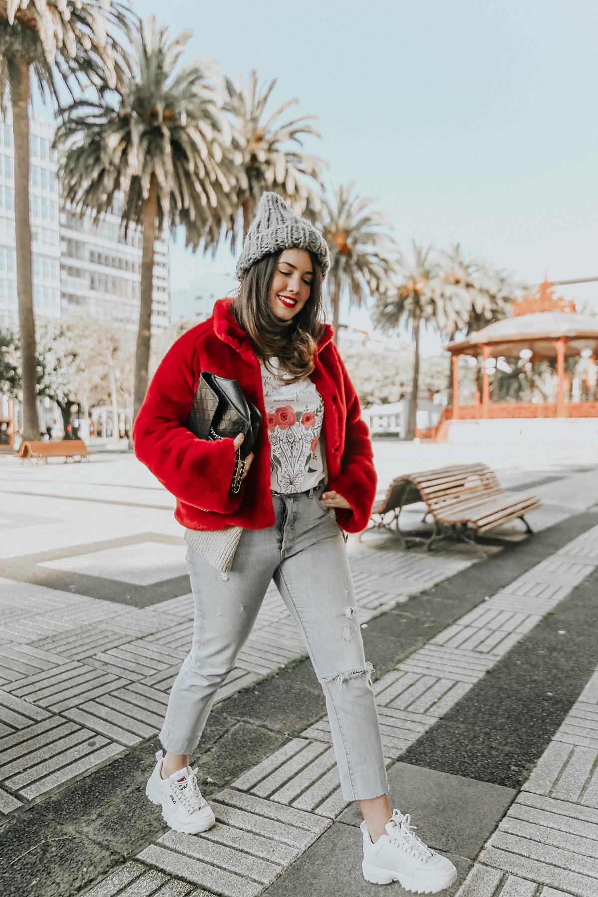 abrigo-pelo-rojo-levis-skinny-501-look-streetstyle-myblueberrynightsblog11