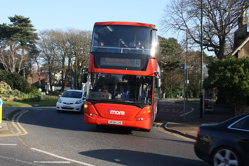 Go South Coast 1199 HF58GZO