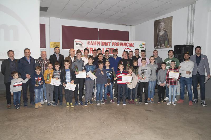 Gala Provincial Lleida 2017, Almenar