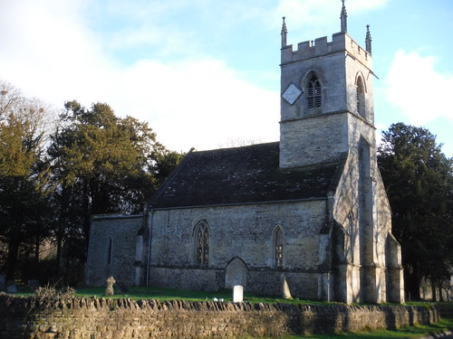 Holy Rood Church, Woodeaton