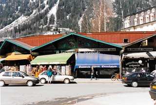 Chamonix-Mont-Blanc [F], 1997.