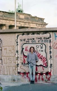 Berlin Wall 1988