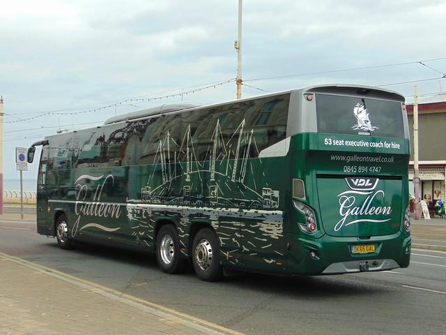 DK65 GAL  GALLEON TRAVEL
