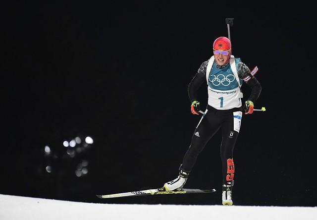 2018 Winter Olympics - Monday 12/02/18