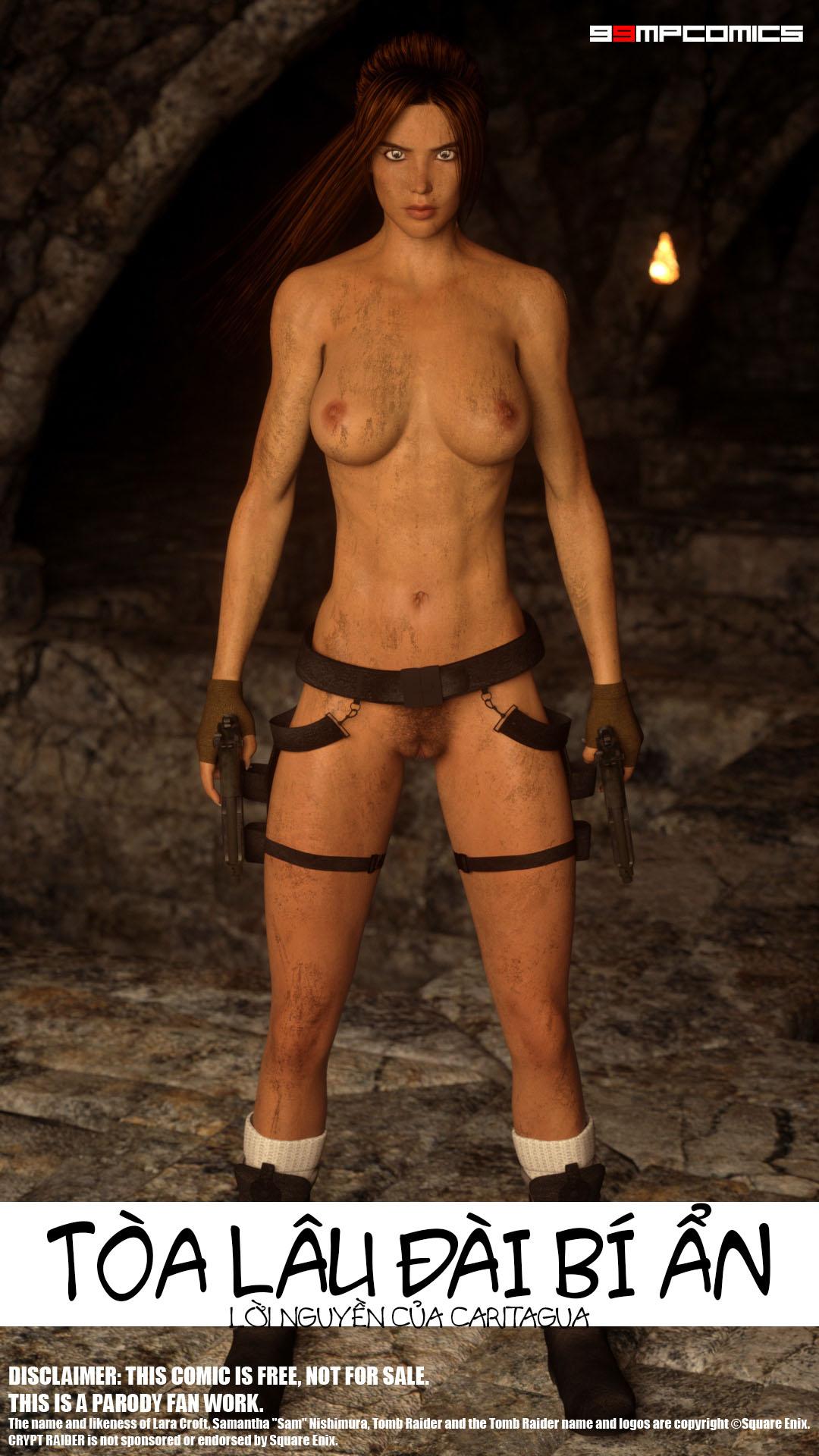 HentaiVN.net - Ảnh 1 - Tòa lâu đài bí ẩn: lời nguyền của Caritagua - Crypt Raider: Curse of Caritagua, Crypt Raider - Tập 5