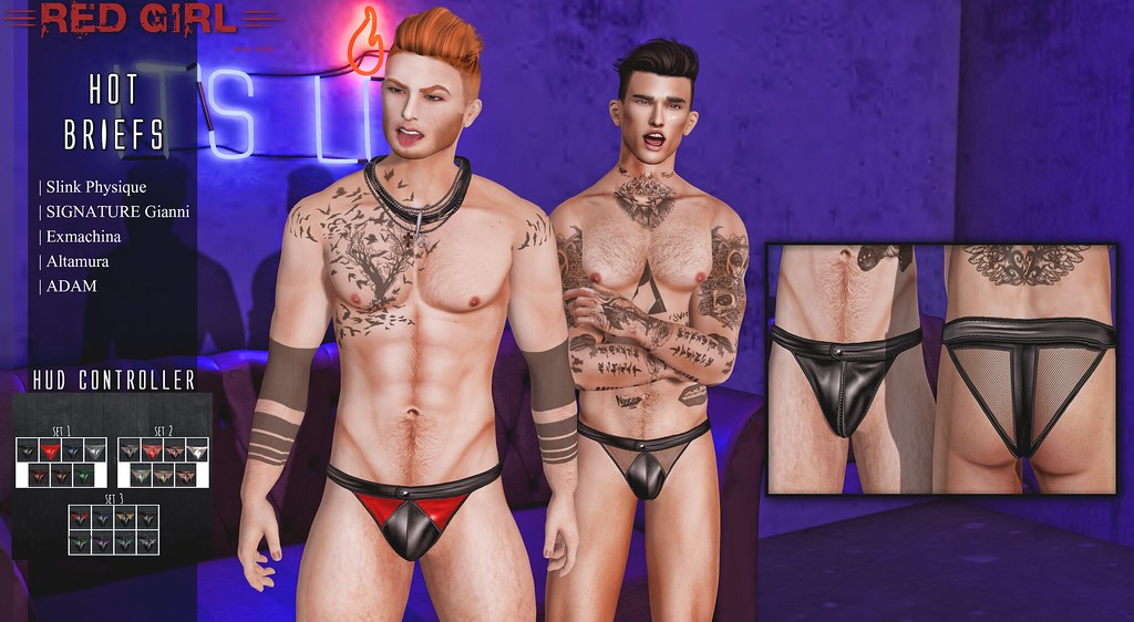 [RG] Hot Briefs EXCLUSIVE XXX Event