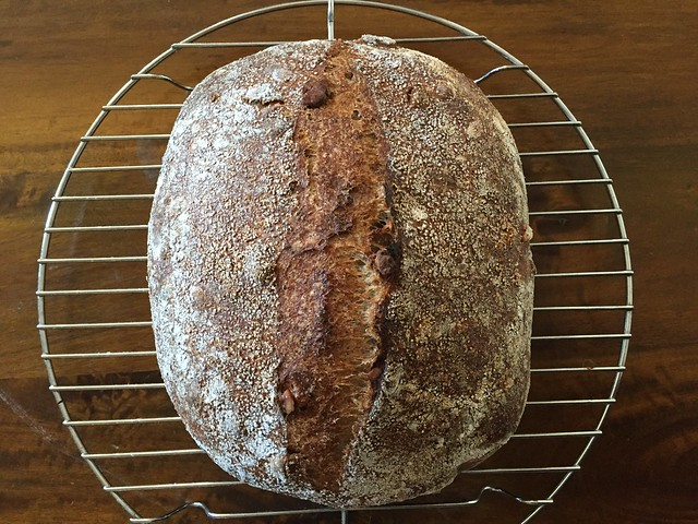 Toasted Walnut Loaf