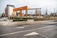 WEAVER PARK OPENED IN OCTOBER 2017 [CORK STREET DUBLIN]-136988