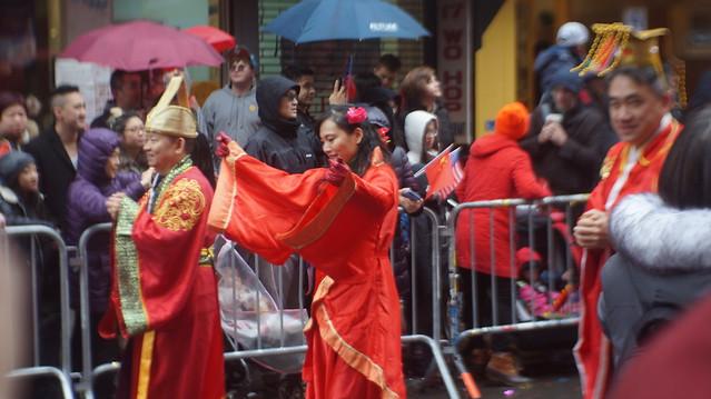 NYC Lunar New Year
