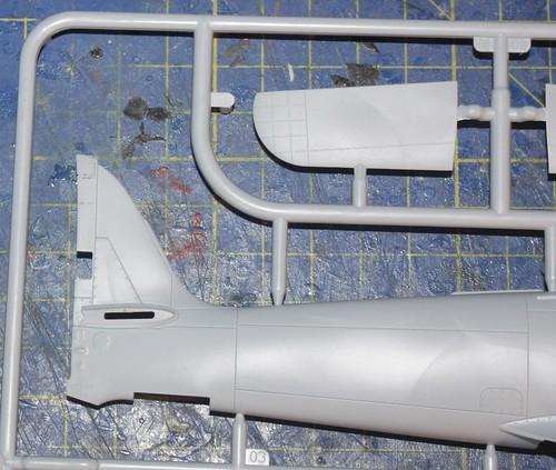 Hawker Sea Fury FB.11, Airfix 1/48 40458116901_676e6353d3