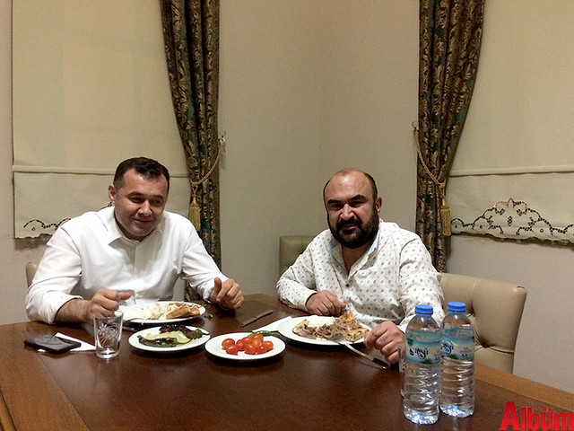 Alanya Belediye Başkanı Adem Murat Yücel, Ömer Kozan