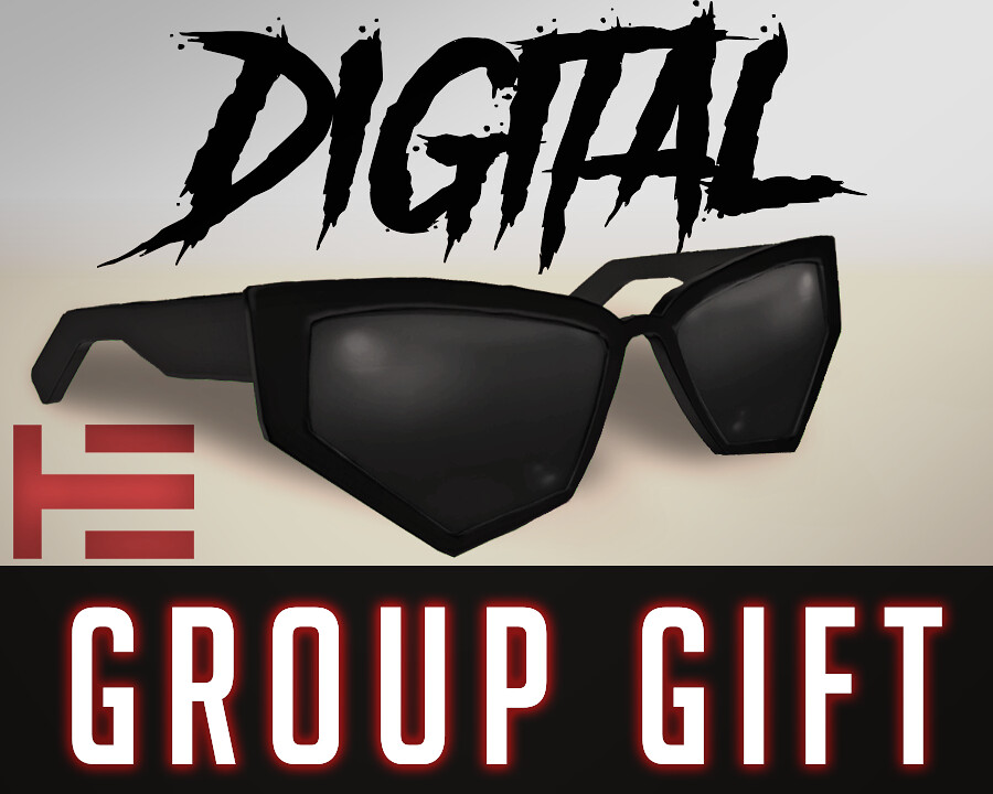 Digital Shades *GROUP GIFT* - TeleportHub.com Live!