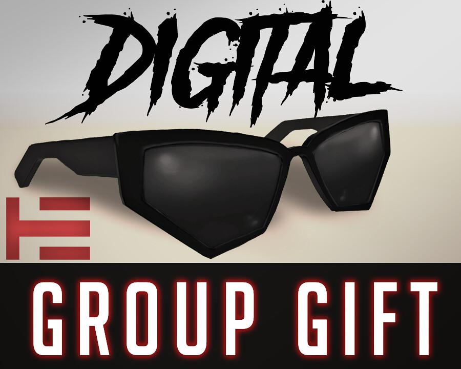 Digital Shades *GROUP GIFT*