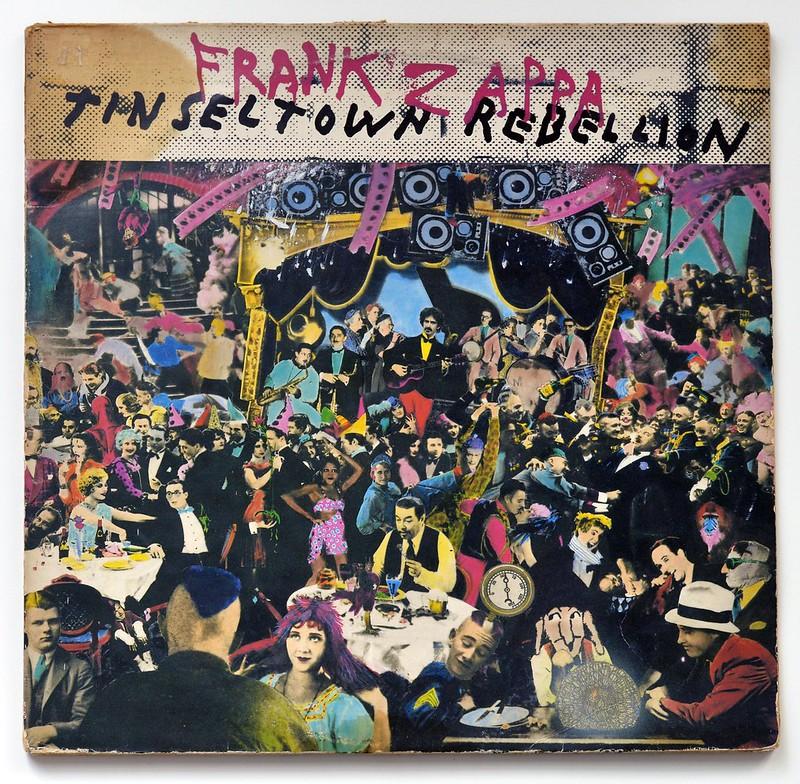 Frank Zappa Tinsel Town Rebellion Prog Rock Avantgarde