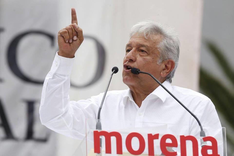 PÁG. 2 (3). Andrés Manuel López Obrador, el caciquismo partidista y la degradación total de la izquierda.