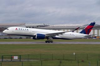 A350-941 Delta Airlines F-WZFW N507DN MSN182