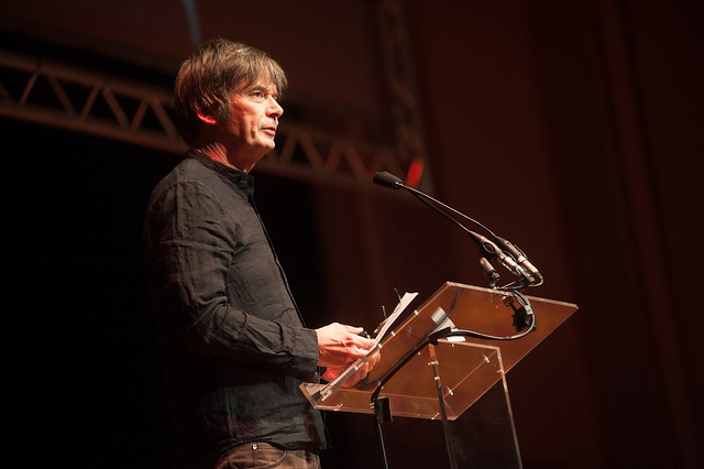 Ian Rankin reads from 'What Images Return', an essay by Muriel Spark