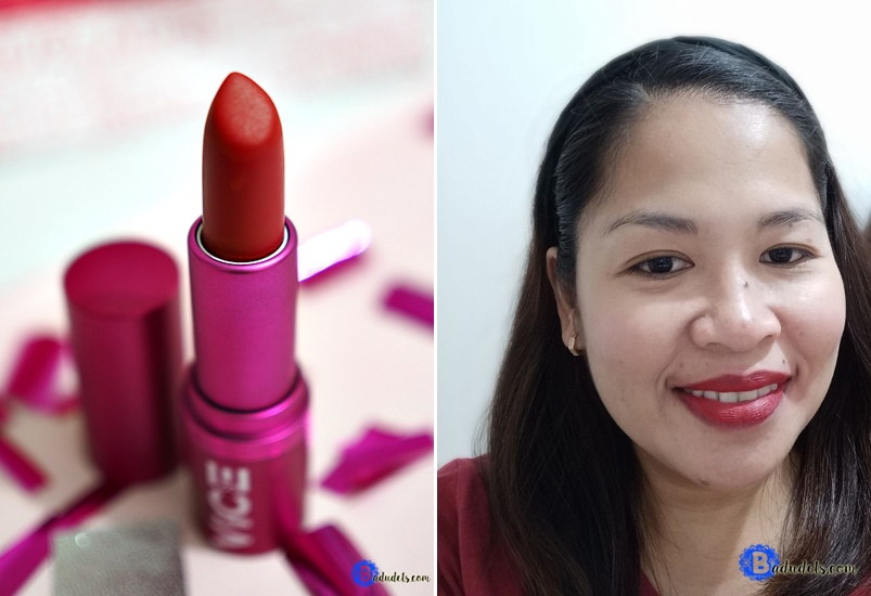 Vice Cosmetics Good Vibes Matte Lipstick in Tarush