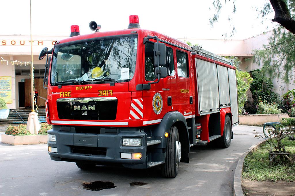 Rosenbauer Fire Truck | heinz nebres | Flickr