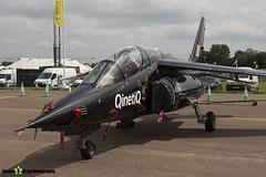 ZJ645 45 - 0162 - Royal Air Force QinetiQ - Dassault-Dornier Alpha Jet A - RIAT 2016 Fairford - Steven Gray - IMG_9878