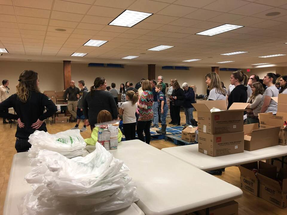 Weekend Survival Kits Fights Child Hunger In The Community