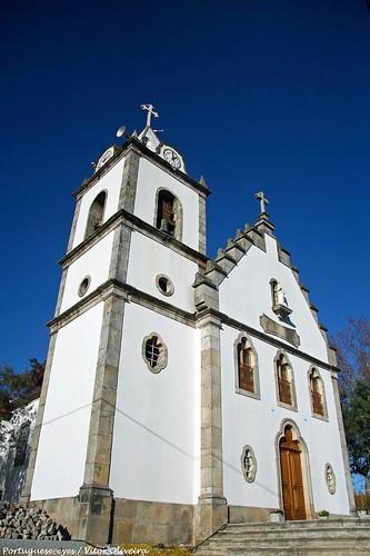 Igreja Matriz de Abraveses - Portugal 🇵🇹