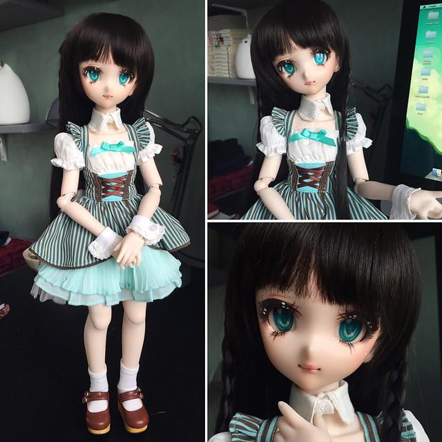 [Mini Dollfie Dream] Minato et Suzume 26025507788_8a863acd31_z