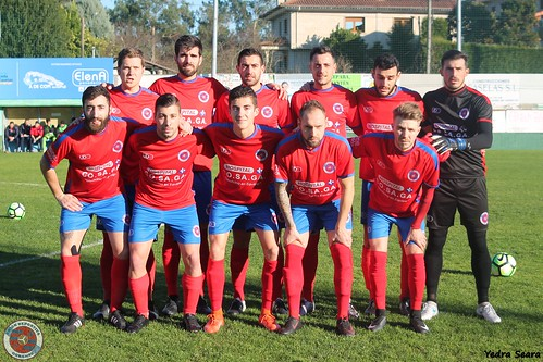 CASELAS FC. VS UD.OURENSE