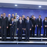 Informal Meeting of Ministers Responsible for Competitiveness (Research): Family photo and Press conference