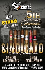 Sindicato Cigar Event