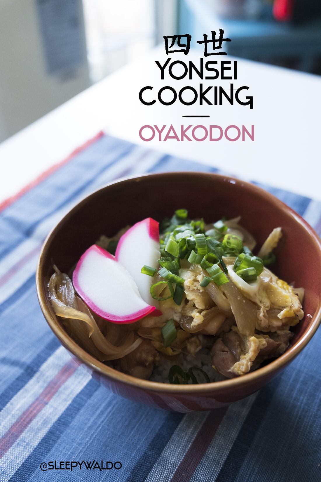 Oyakodon Recipe