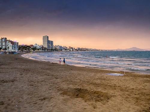 Contra el frío, recuerdos del verano. #summer2017 #peñiscola #beach #olympus #photography