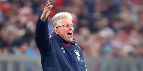 Jupp Heynckes Ucapkan Selamat Atas Kemenengan Bayern Muenchen Melalui Pesan Singkat