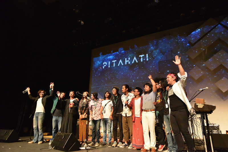 Pitahati at DPAC