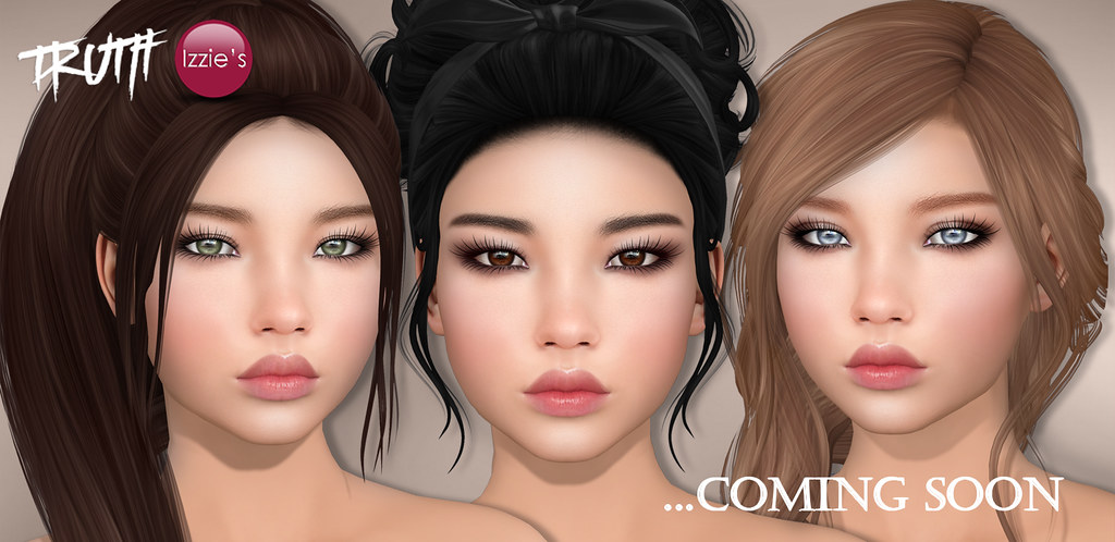 Truth / Izzie's Hairbases (coming soon) - TeleportHub.com Live!