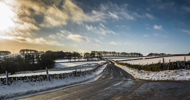 Winter Road...