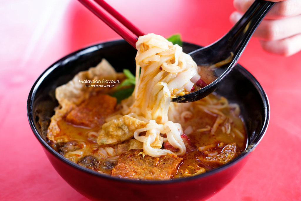thong kee curry noodle