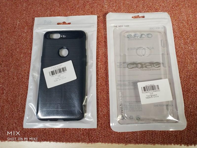 OnePlus 5T ケース 保護ガラス (4)