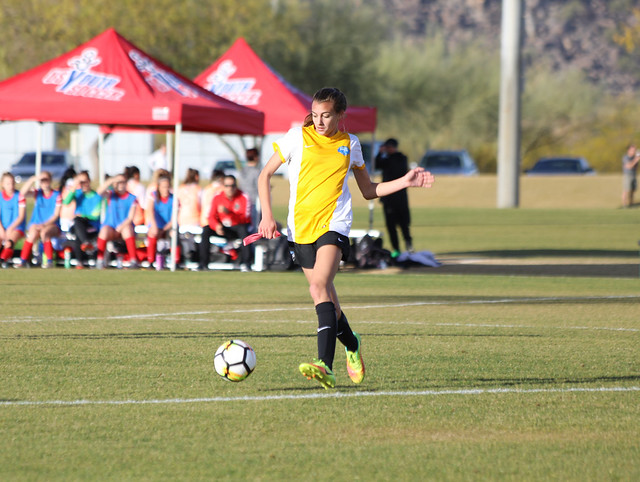 2018 US Youth Soccer ODP West Championships