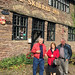 John, Joyce and Mal, The Skirrid Mountain Inn, Abergavenny