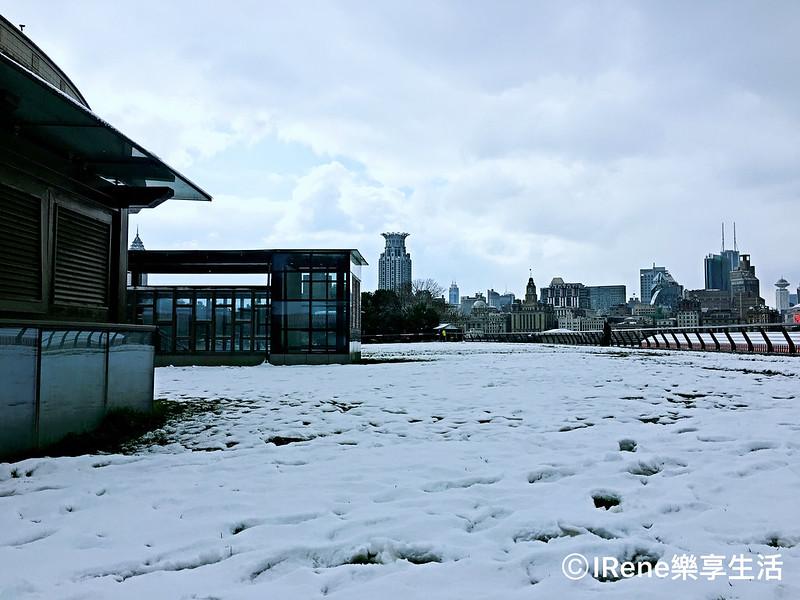 2018上海大雪圖文